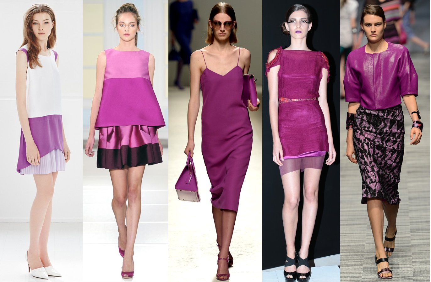 Color Theory: Radiant Orchid - THE STYLE NOTE
